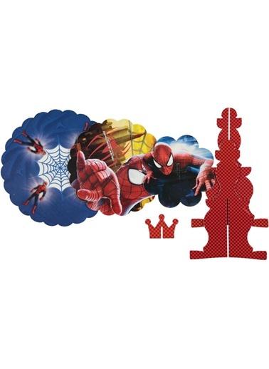 Parti Malzemesi-Spiderman